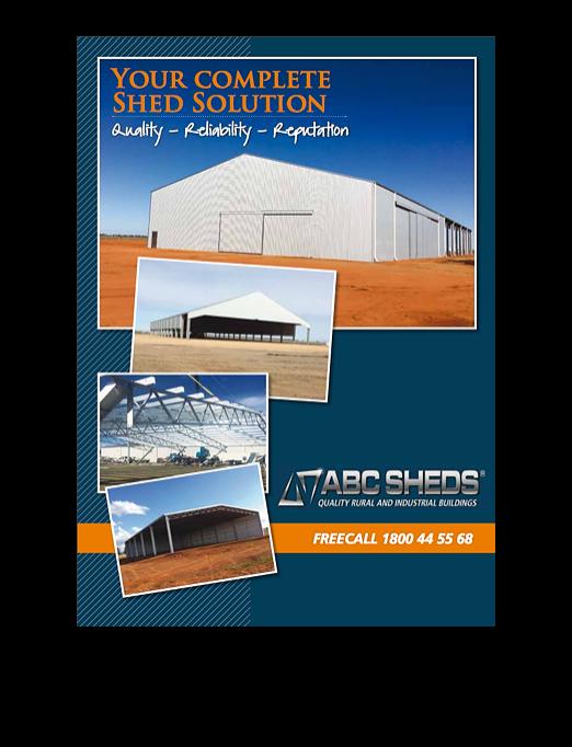 ABC Sheds brochure