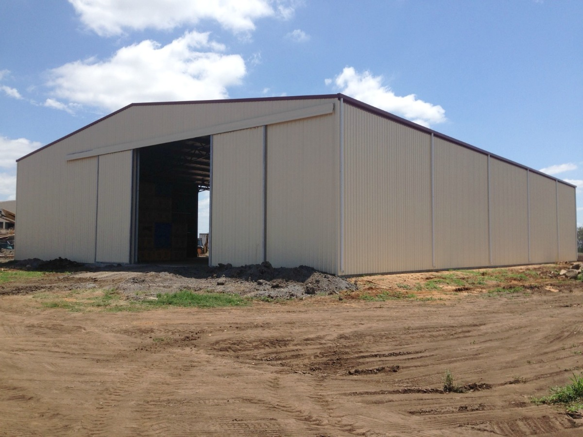 Commercial shed - Gatton